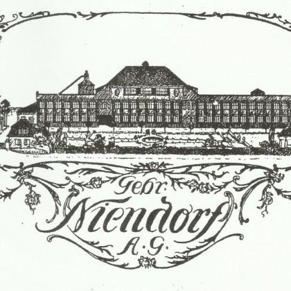 Pianino Niendorf