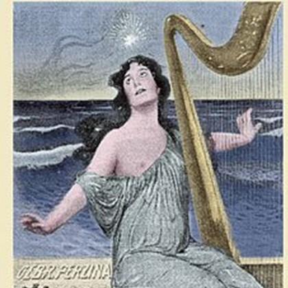 Poster reklamowy Perzina