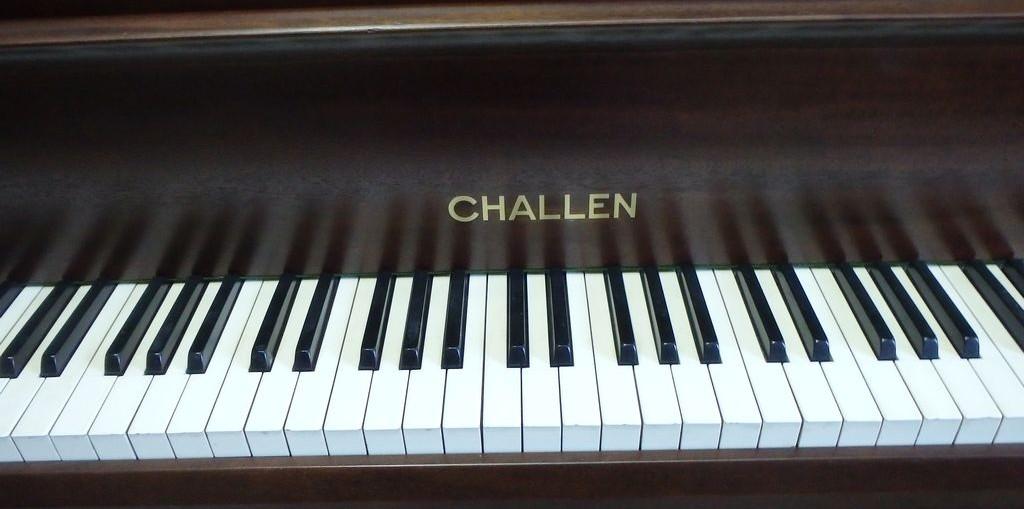 Fortepian Challen