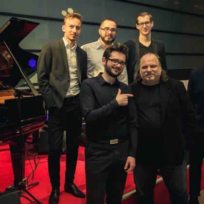 Mirosław Mastalerz i zespół Algorhytm